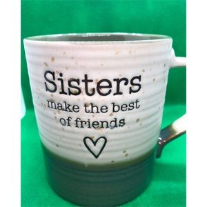 Sisters Make The Best Of Friends Coffee Mug